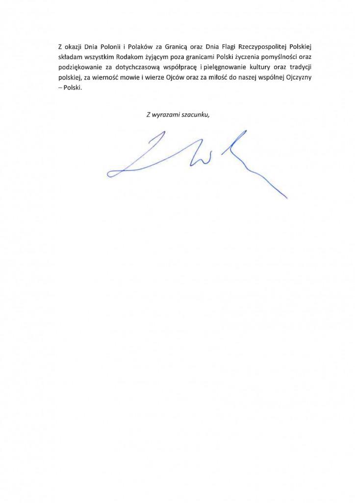 List 2 maja Polonia-2