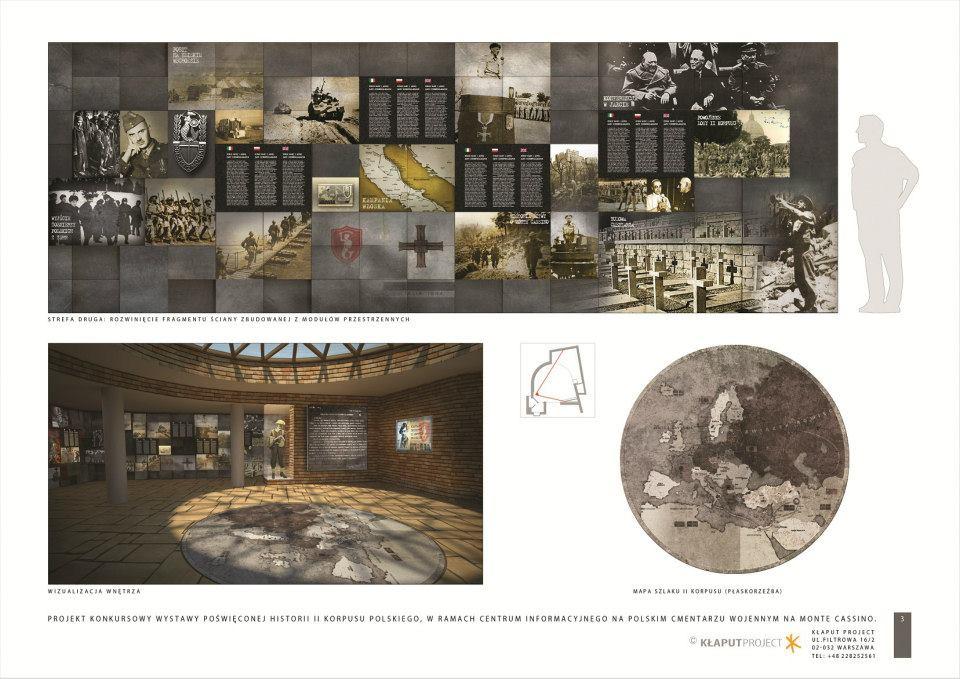Progetto Mostra fonte facebook dell'Ambasciata di Polonia a Roma